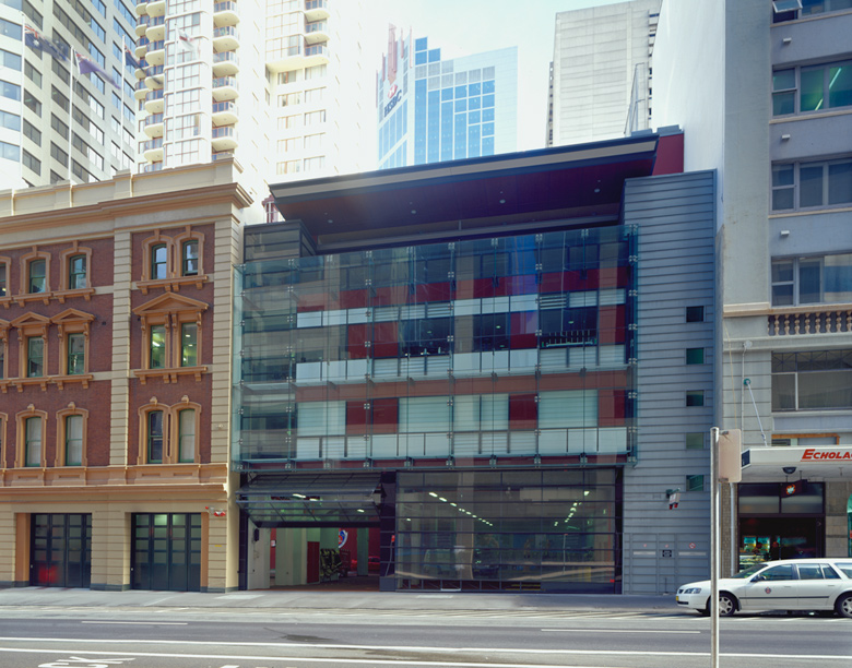 Public architecture, Australia
