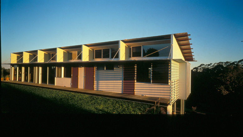 Porcellini House, Australian home design