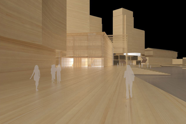 Australian library architecture