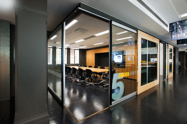 Stylish corporate architecture Australia
