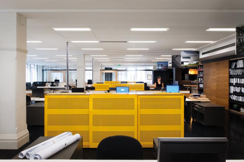 Corporate architecture Australia