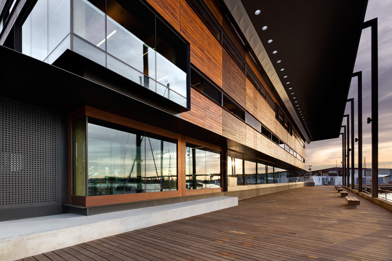 Docklands Library - Sustainable, Contemporary Architecture