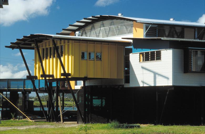 Ski-n-Skurf architecture
