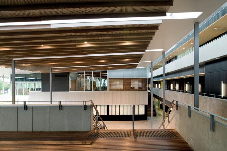 USC Australian public architecture