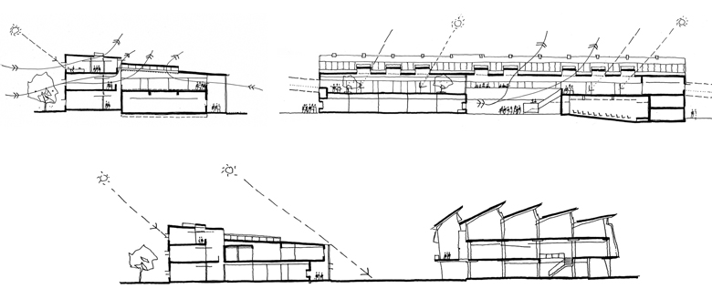USC architectural drawings 2