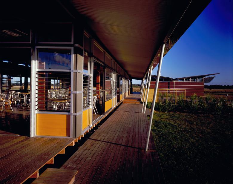 Australian architects for public spaces