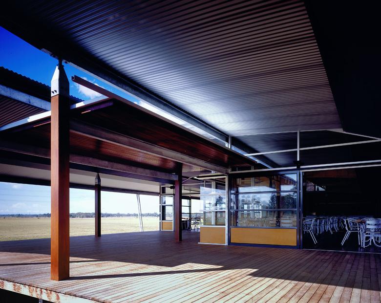 Univeristy of Sydney Recreation Club architecture, Clare Design, Australia