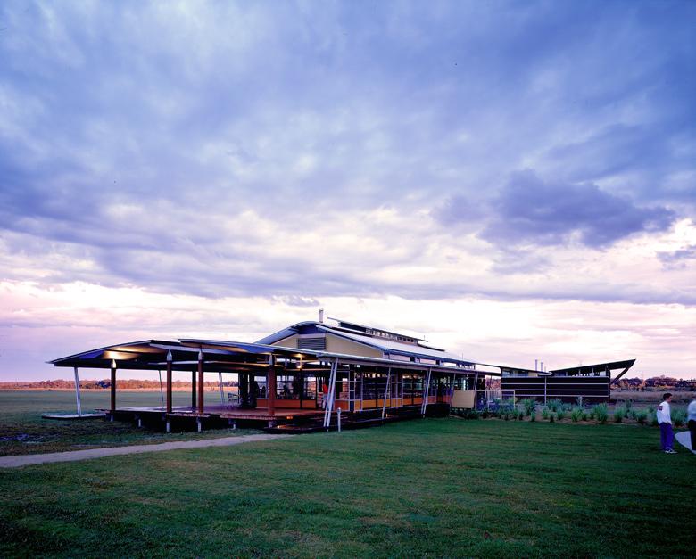 USC architecture, Australia