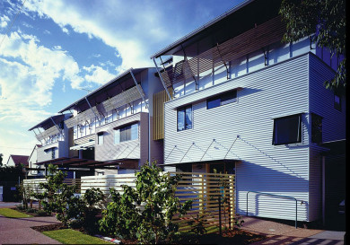 Cotton Tree Housing Project