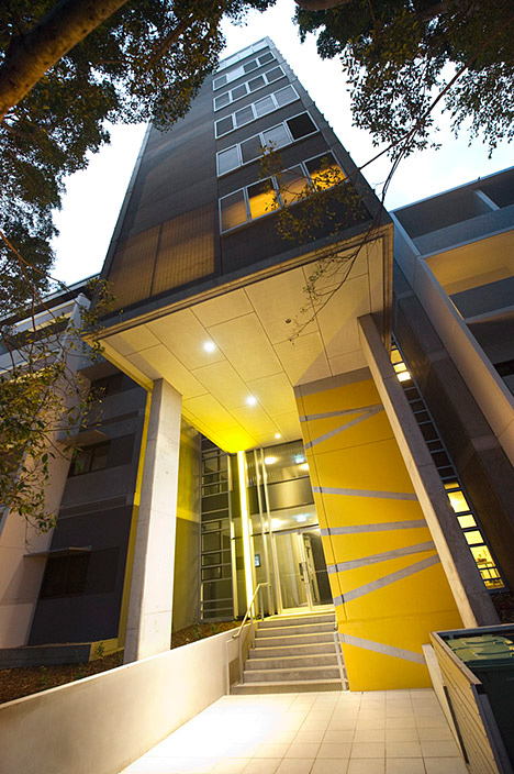 Univeristy architecture, Clare Design, Australia