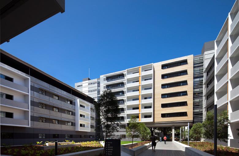 Architecture Australia, Clare Design, university
