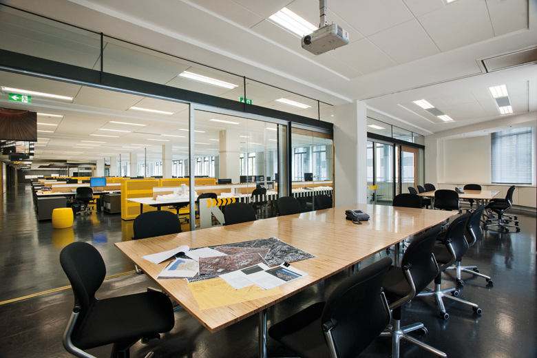 Corporate architecture Australia, office fit-outs