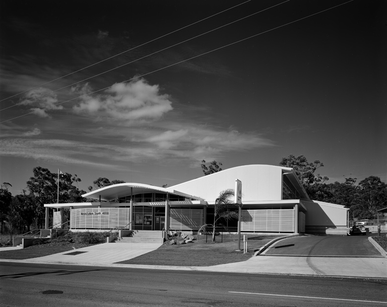 Maroochydore South post office, architecture