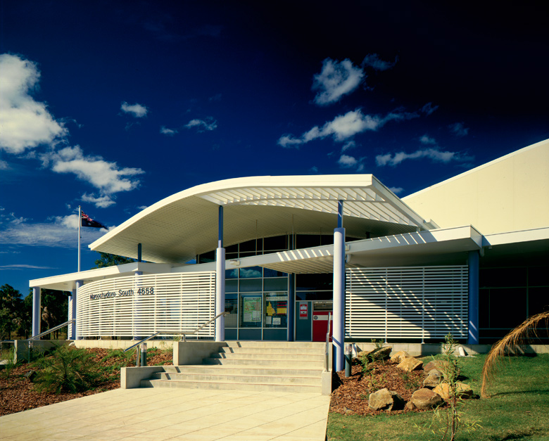 Post office architecture, Australia, Clare Design