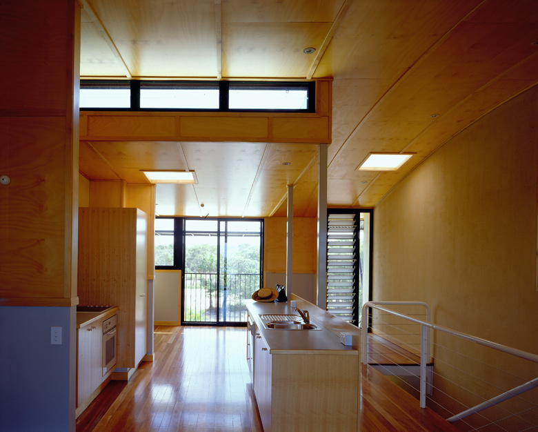 Australian architects, Kerry and Lindsay Clare