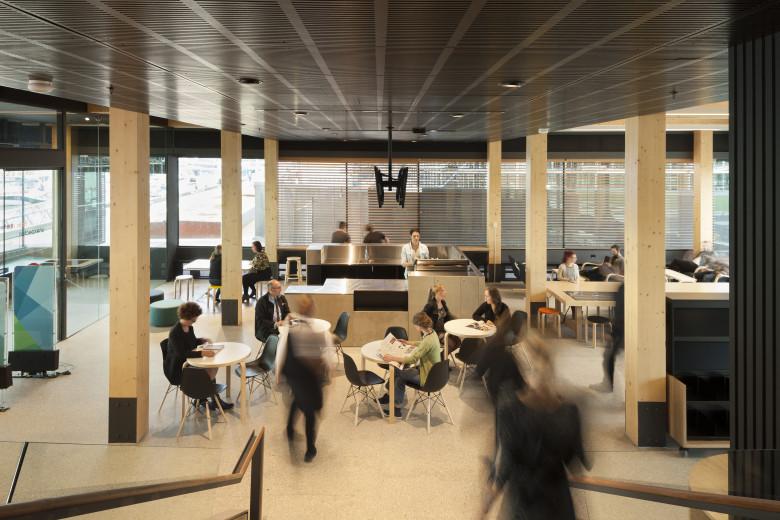 Sustainable building design, Melbourne