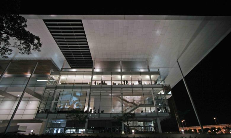Great Australian architecture, GOMA