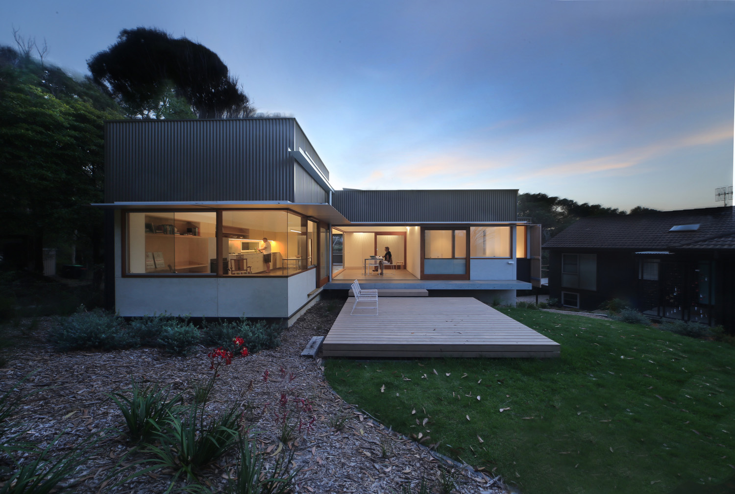 small beach house architecture