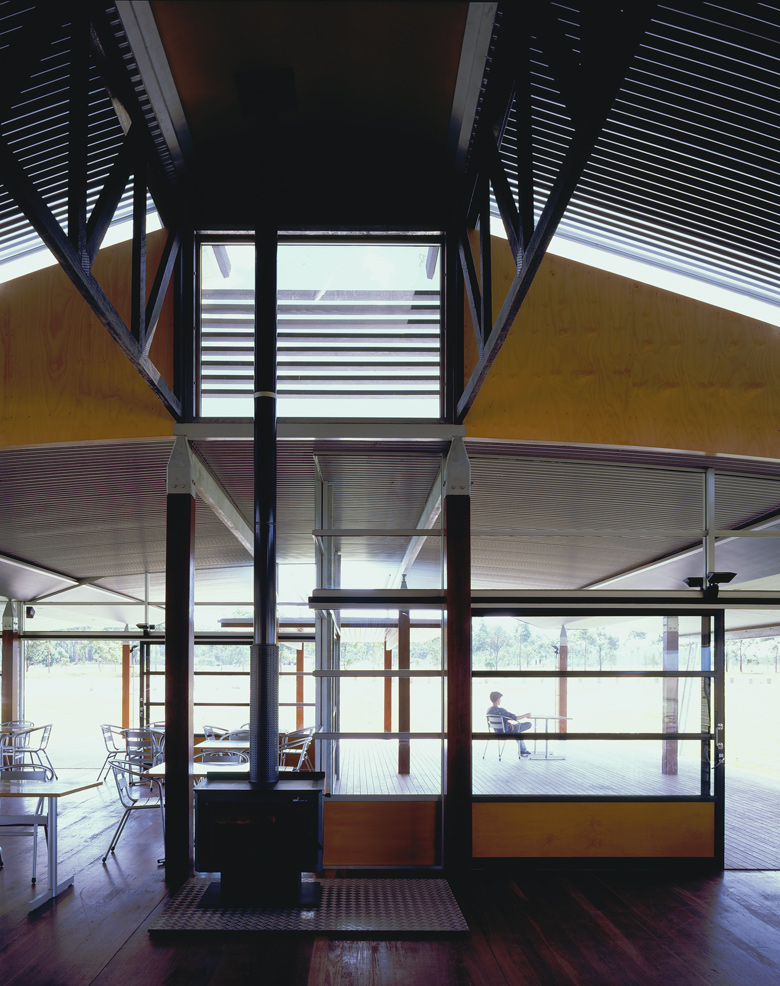 University of Sydney Recreation Club architecture, Clare Design