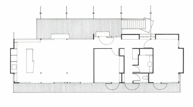 Porcellini House, Australian home design