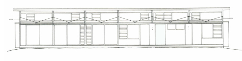 Australian home architecture, Porcellini House
