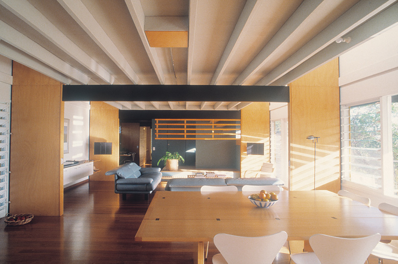 Clare Design, Clare residence
