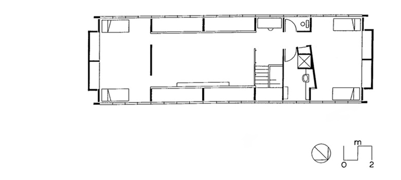 Plans for Maroochydore South post office, architecture